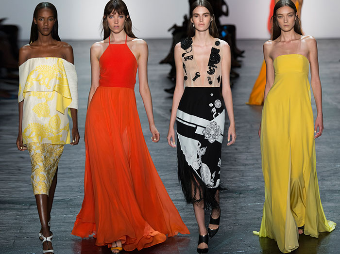 Prabal Gurung Spring/Summer 2016 Collection