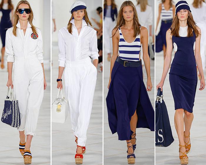 Ralph Lauren Spring Summer 2016 Collection – New York Fashion Week ... 4dd337627316