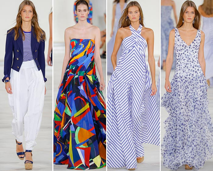 Ralph Lauren Spring/Summer 2016 Collection