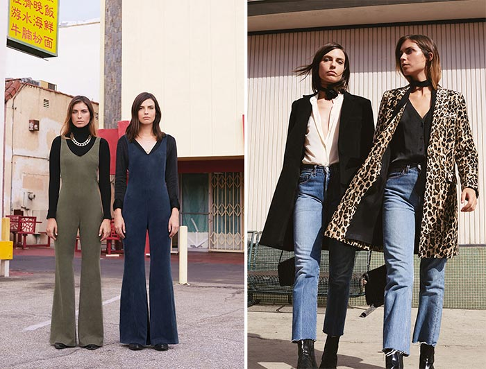 Reformation New Fall 2015 Lookbook: Make It Two