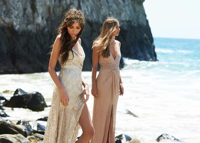 REVOLVE Clothing Fall 2015 Wedding Dresses