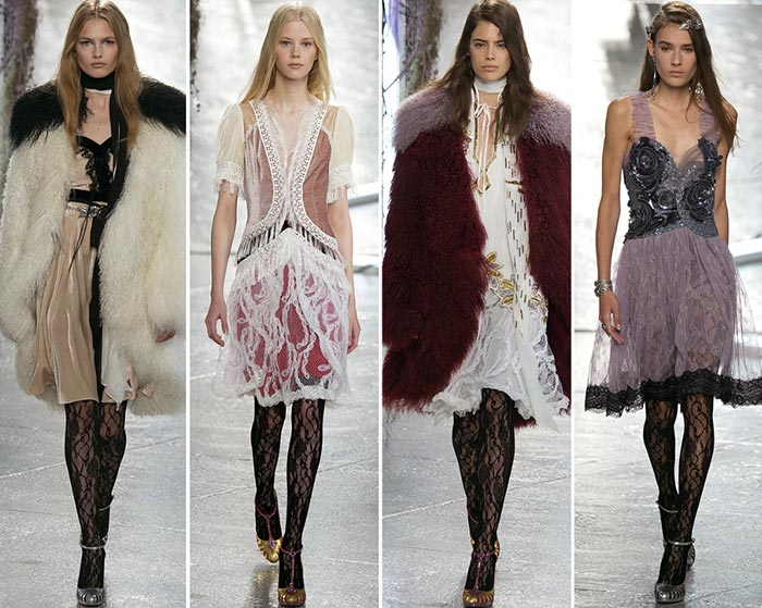 Rodarte Spring/Summer 2016 Collection