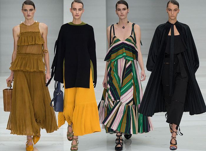 Salvatore Ferragamo Spring/Summer 2016 Collection