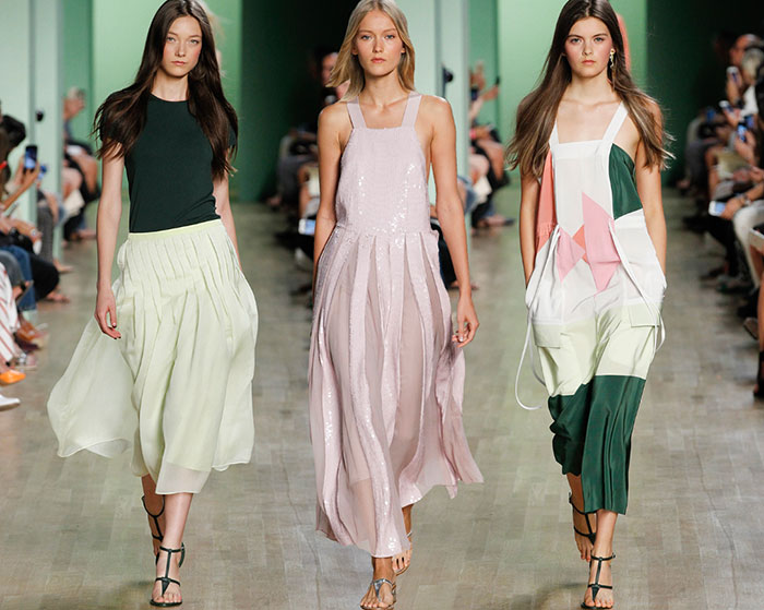 Tibi Spring/Summer 2016 Collection