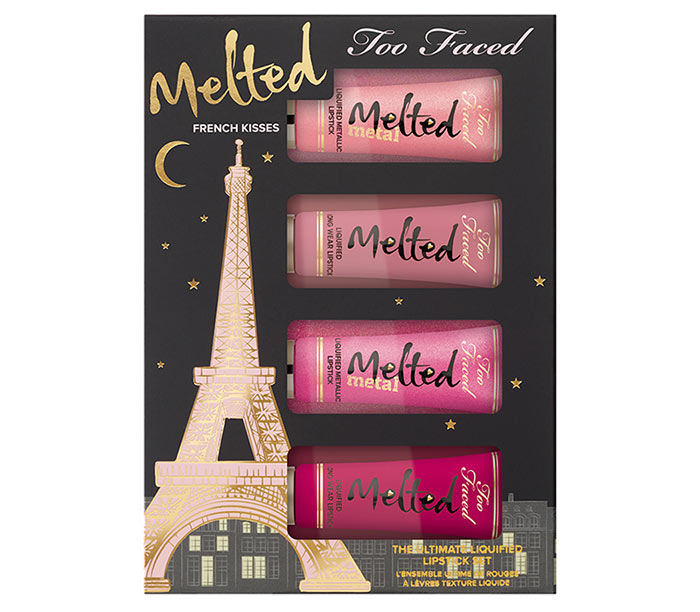 Too Faced Christmas in Paris Holiday 2015 Makeup Palettes