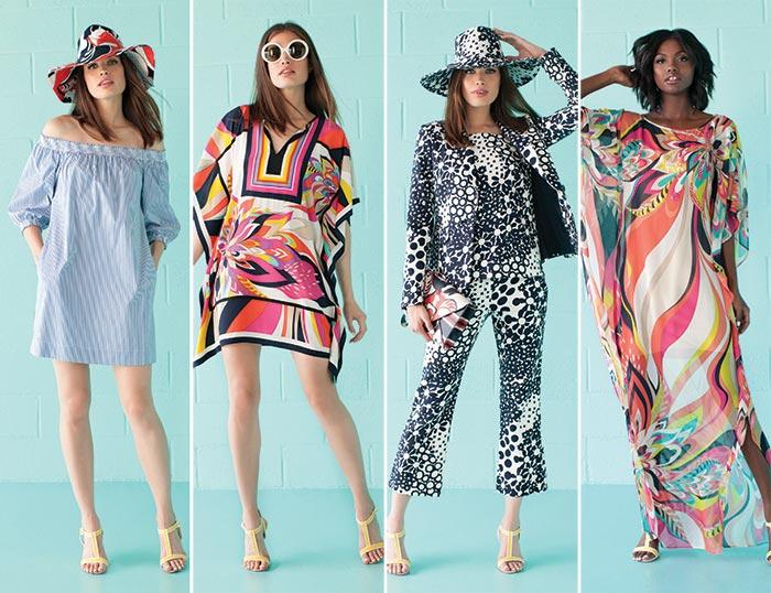 Trina Turk Spring/Summer 2016 Collection - New York Fashion Week