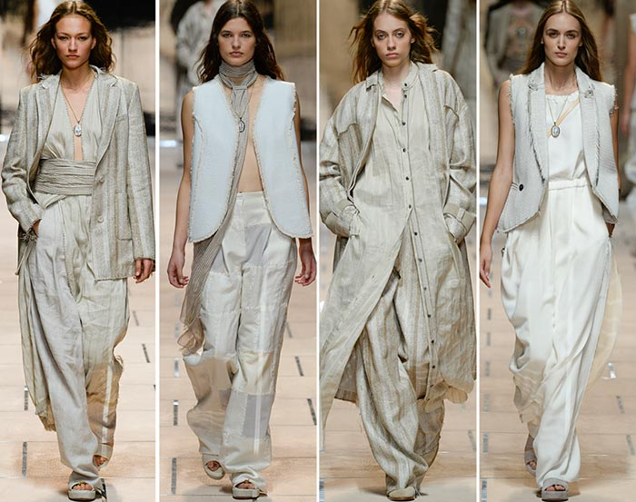 Trussardi Spring/Summer 2016 Collection