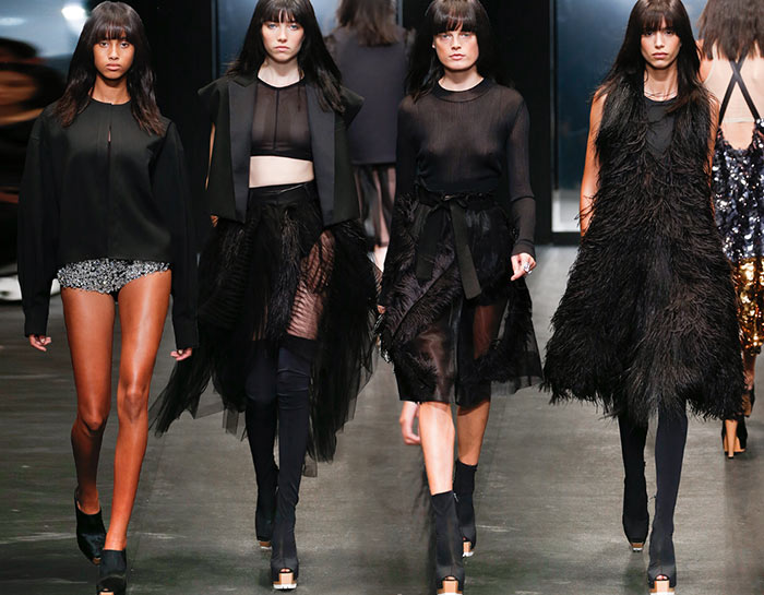 Vera Wang Spring/Summer 2016 Collectio