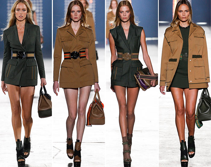 Versace Spring/Summer 2016 Collection