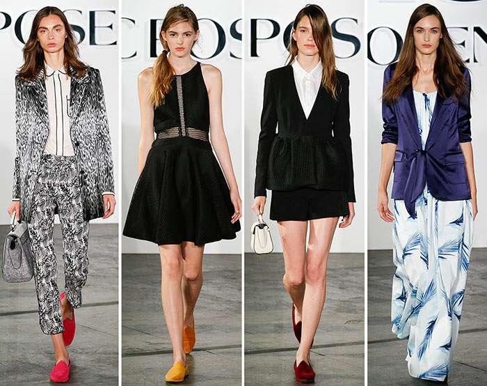 Zac by Zac Posen Spring/Summer 2016 Collection