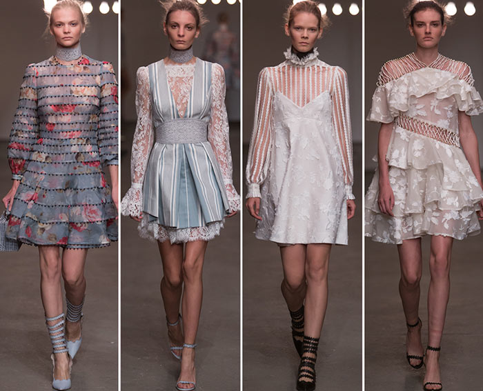 Zimmermann Spring/Summer 2016 Collection