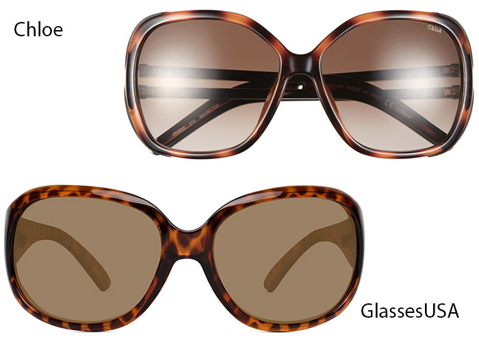 Trendiest Glasses With Their Alternate Affordable Options : Chloe