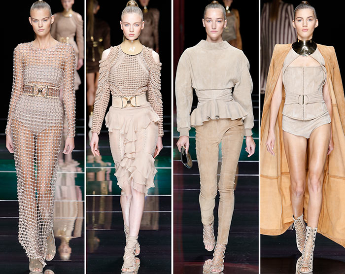 8dd560556d0 Balmain Spring/Summer 2016 Collection