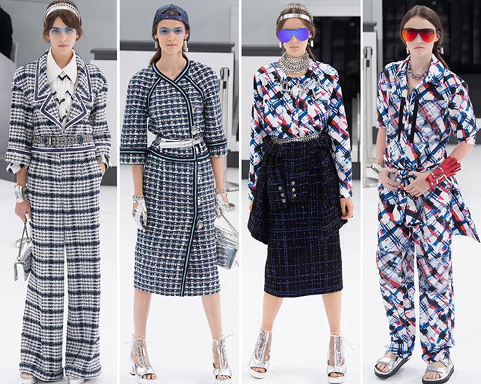 Chanel Spring Summer 2016 Collection – Paris Fashion Week ... 7a5a2370d71