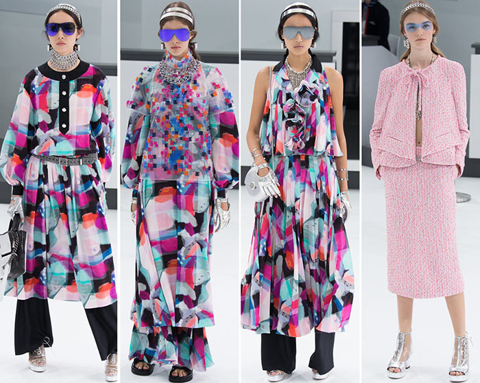 Chanel Spring/Summer 2016 Collection
