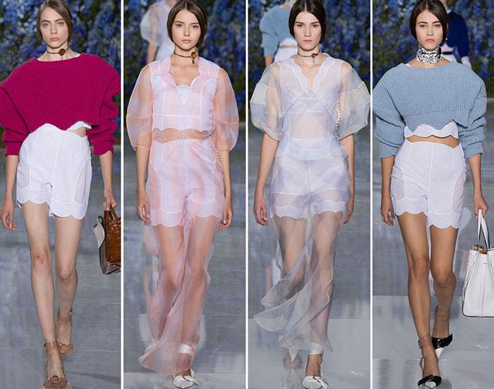 Christian Dior Spring/Summer 2016 Collection