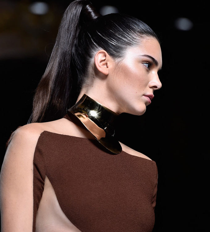 Kendall Jenner Acne Problems