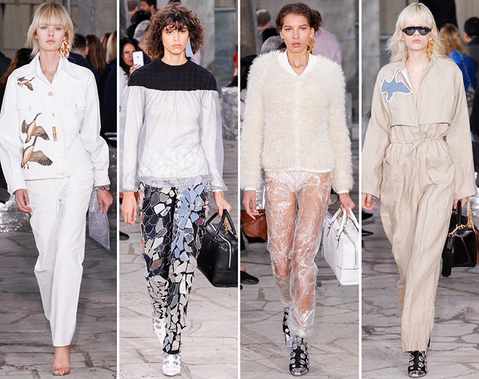 Loewe Spring/Summer 2016 Collection