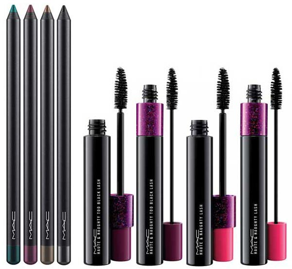 MAC Dark Desires Holiday 2015 Makeup Collection