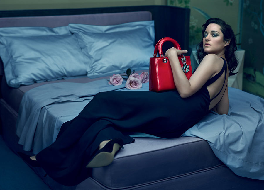 Marion Cotillard for Lady Dior Cruise 2016 Campaign