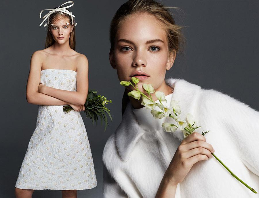 Max Mara Fall 2016 Bridal Collection