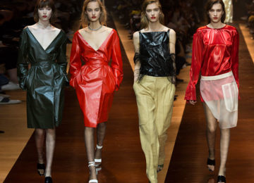 Nina Ricci Spring/Summer 2016 Collection – Paris Fashion Week