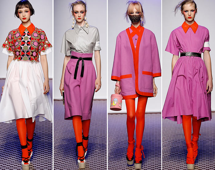 Olympia Le-Tan Spring/Summer 2016 Collection