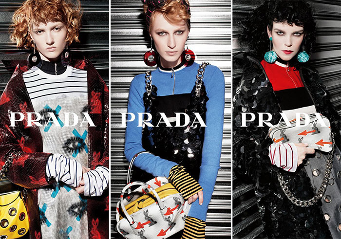 Prada Resort 2016 Campaign