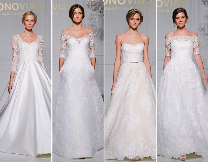 Pronovias Fall 2016 Bridal Collection