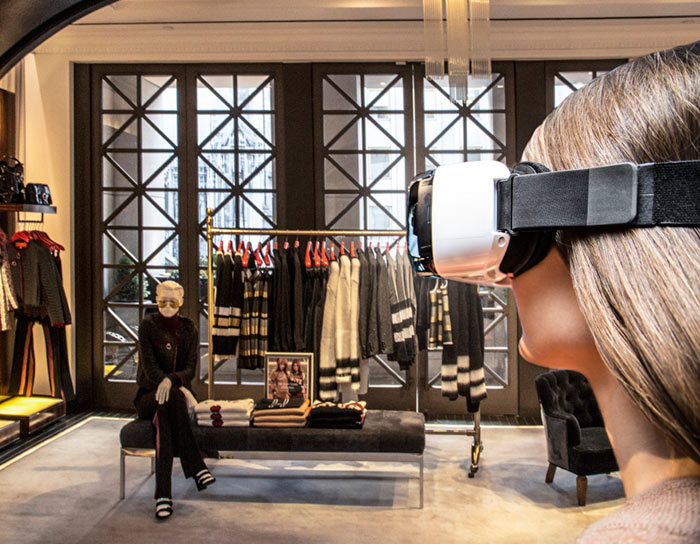 Tommy Hilfiger In-Store Virtual Reality Experience
