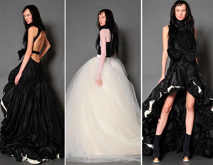 Vera Wang Fall 2016 Bridal Collection
