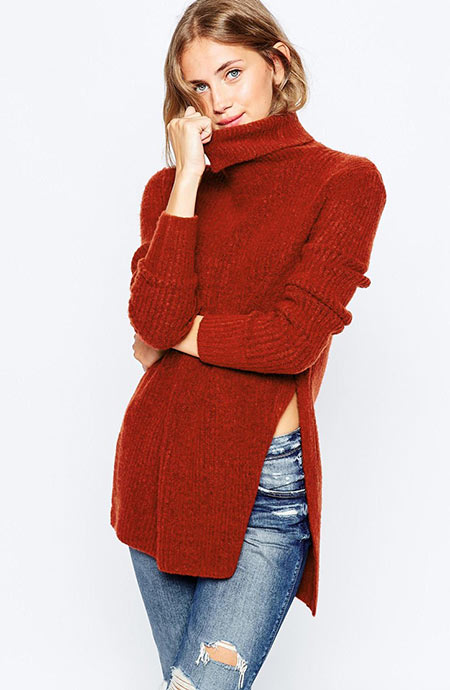 Fall 2015 Trendy Knitted Sweaters