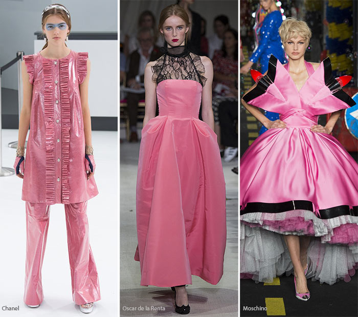 Spring/ Summer 2016 Color Trends: Bubblegum Pink