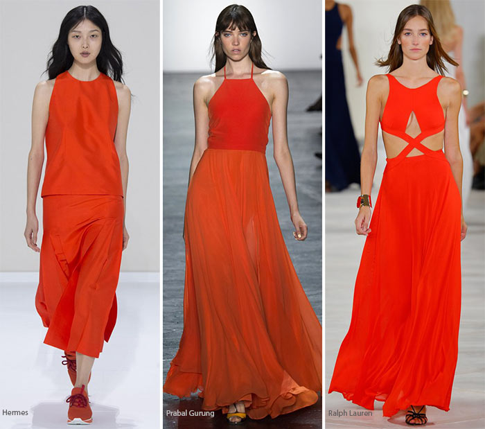 Spring Summer 2016 Color Trends Fiesta