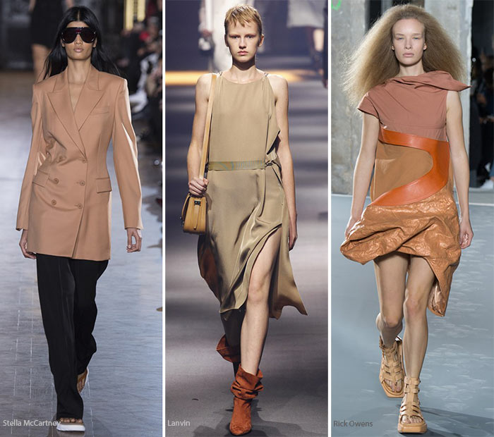 Spring/ Summer 2016 Color Trends: Iced Coffee
