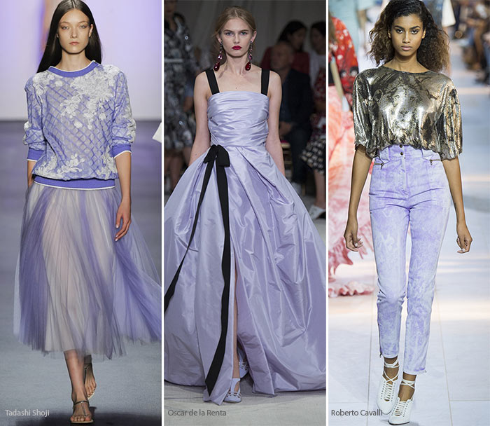 Spring/ Summer 2016 Color Trends: Periwinkle