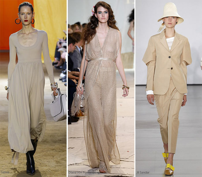 Spring/ Summer 2016 Color Trends: Sandstorm