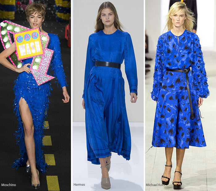 Spring/ Summer 2016 Color Trends: Snorkel Blue