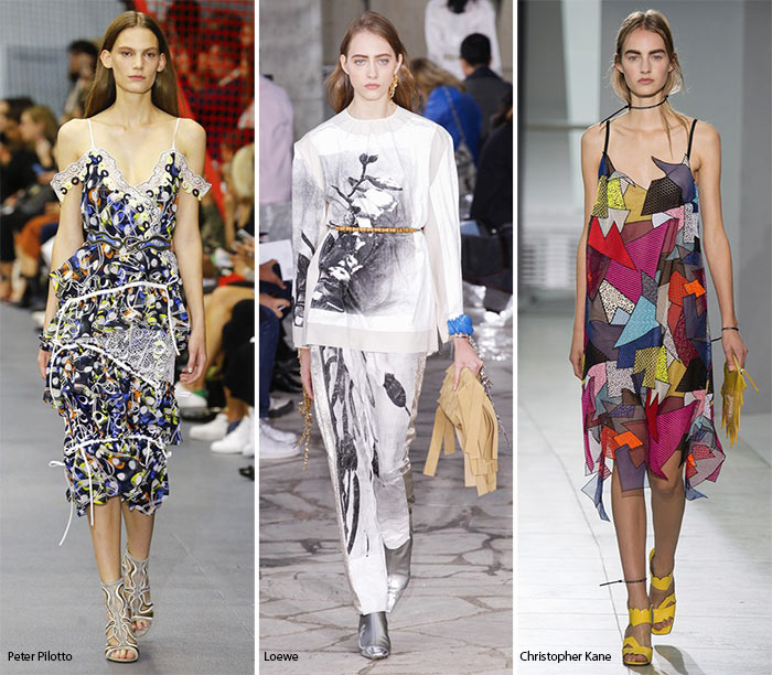 Spring/ Summer 2016 Print Trends: Abstract Patterns