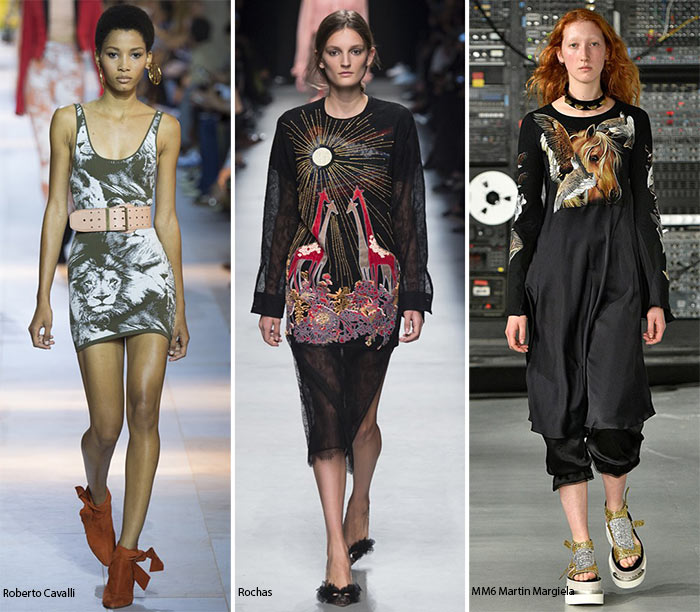 Spring/ Summer 2016 Print Trends: Animal Patterns