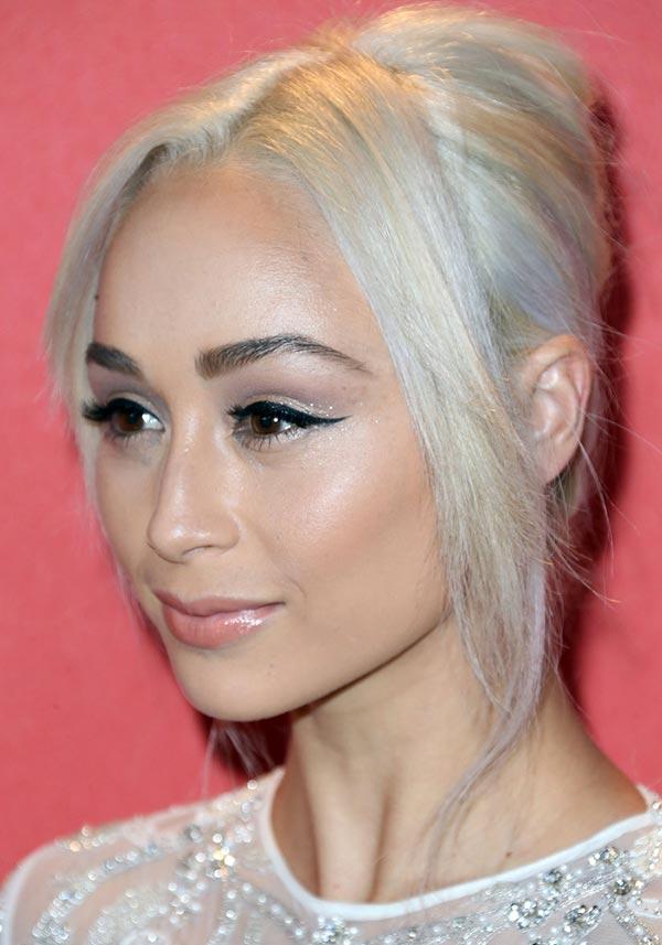 2015 Holiday Party Hairstyles: Cara Santana
