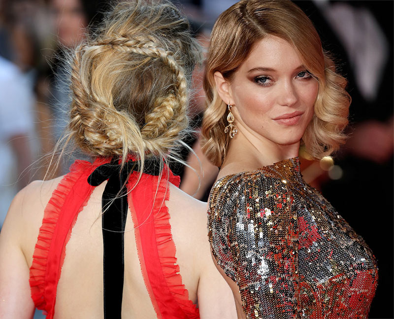 Holiday Party Hairstyles for 2015 Inspired by Celebs
