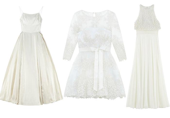 ASOS Bridal Dresses 2016
