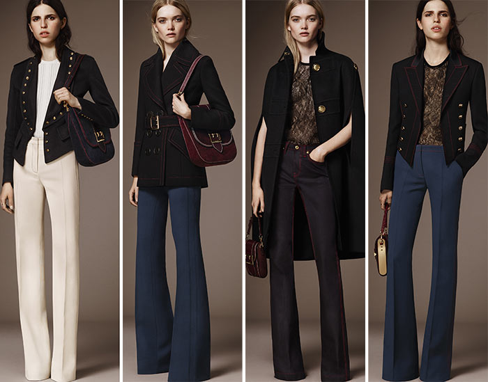 Burberry Pre-Fall 2016 Collection