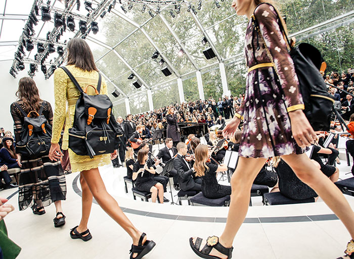 Burberry's Diffusion Lines to Fold Into The Main Line