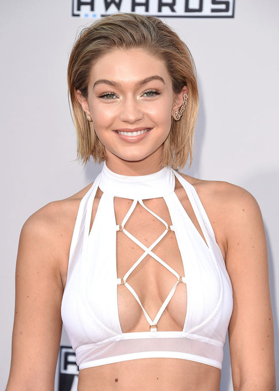 The Secret Behind Gigi Hadid's 'Short' Hairstyle