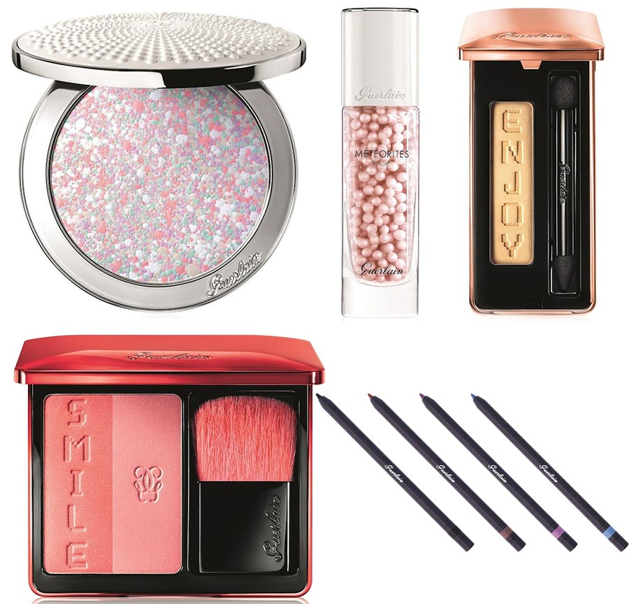 Guerlain Spring 2016 Makeup Collection