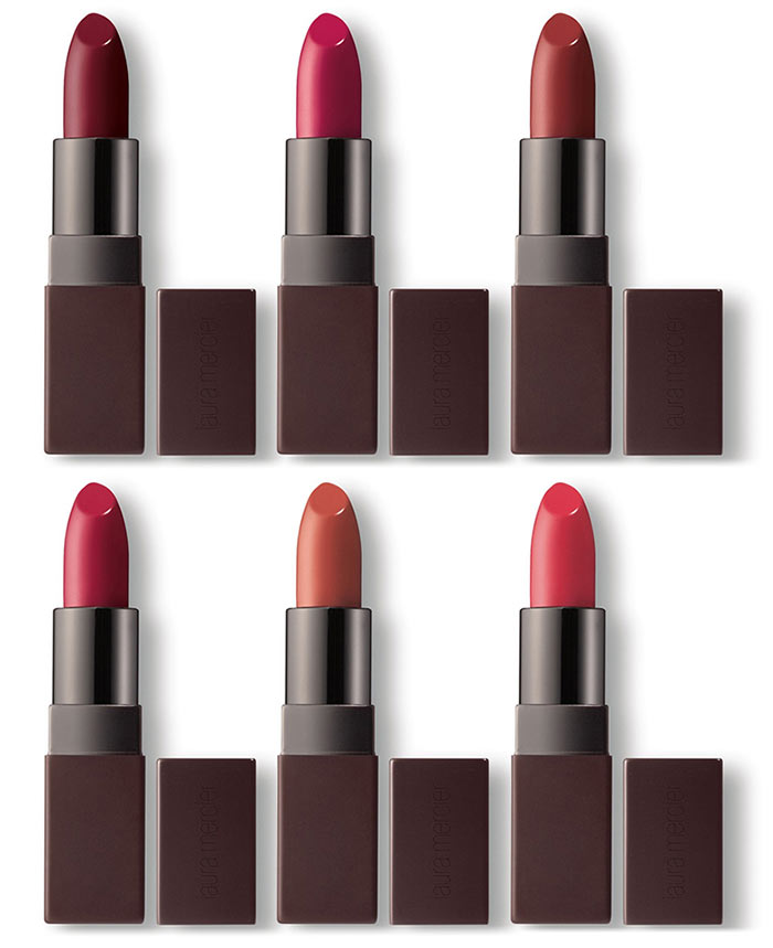 Laura Mercier Velour Lip Colors for Holiday 2015