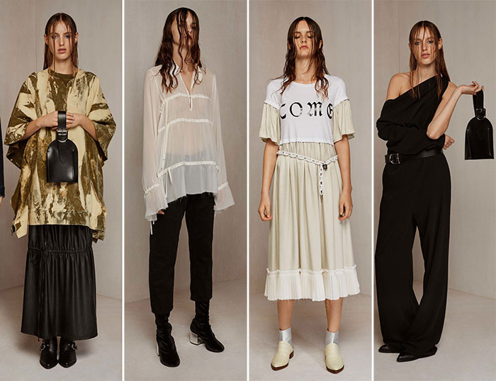 MM6 Maison Margiela Pre-Fall 2016 Collection