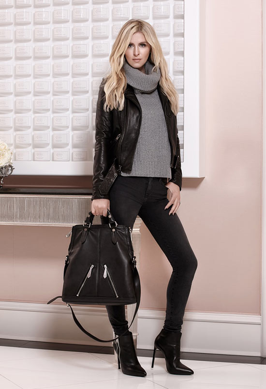 Nicki Hilton x Linea Pelle Bag Collection